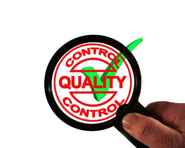 Kontrola jakości